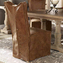 Delroy armless chair, Set of Two