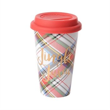 Travel Mug Gift Box -Jingle Juice