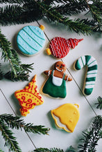 Christmas Cookie Decorating Kits