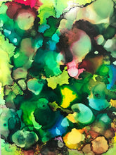 Alcohol Ink Class, Saturday, April 6th at 11 a.m.