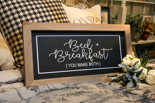 Bed & Breakfast - Saturday, April 27th at 11 a.m.