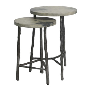 Evie Accent Tables - Set of Two