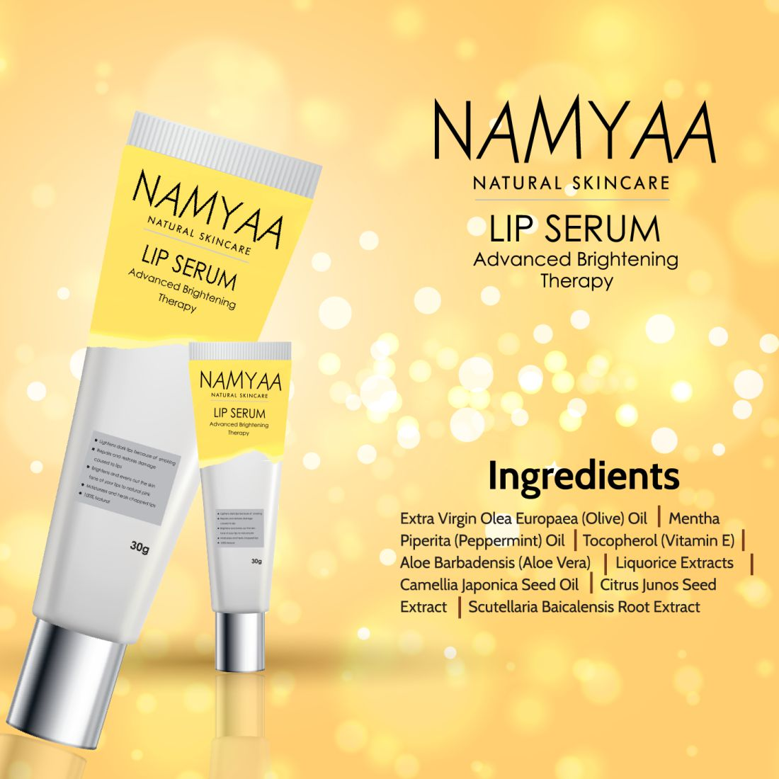 Lip Lightener Serum