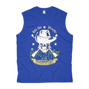 Minutemen Sleeveless Performance Tee