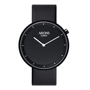 MAURS Black - ARONS WATCH