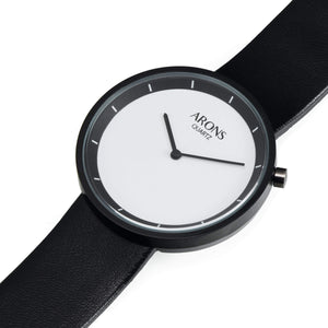 MAURS White - ARONS WATCH
