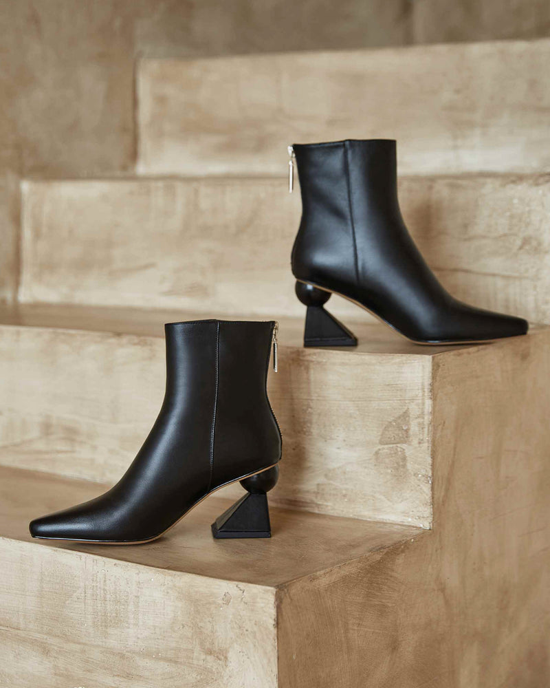 Heather Ankle Boots