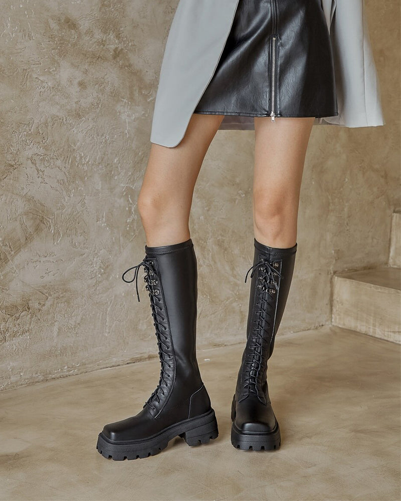 Danica Knee High Boot