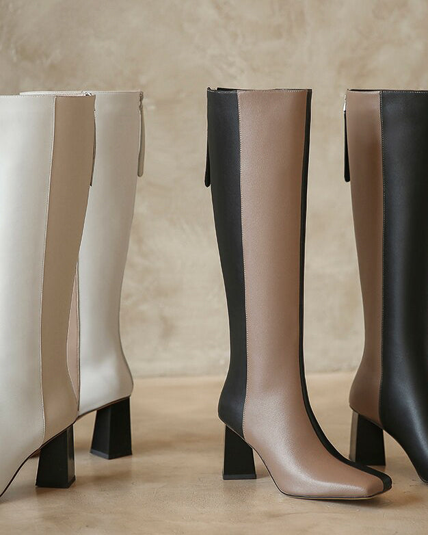 Kira Knee High Boot