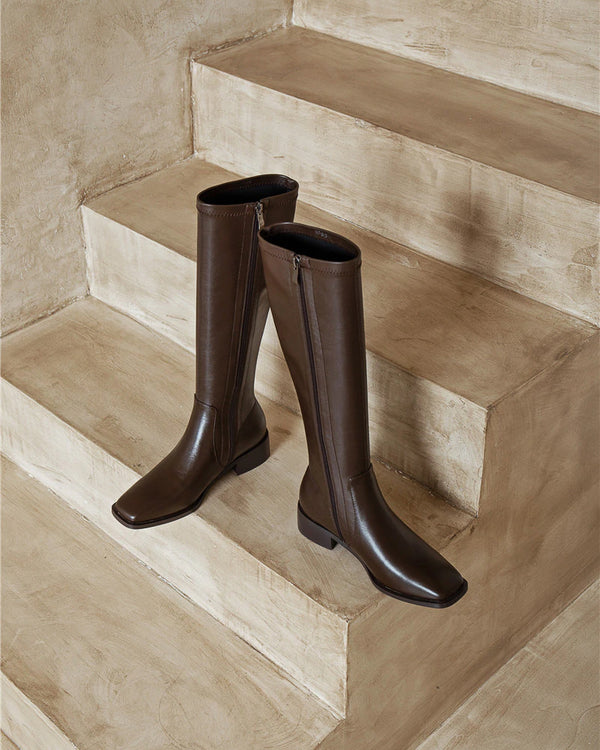 Joelle Knee High Boots