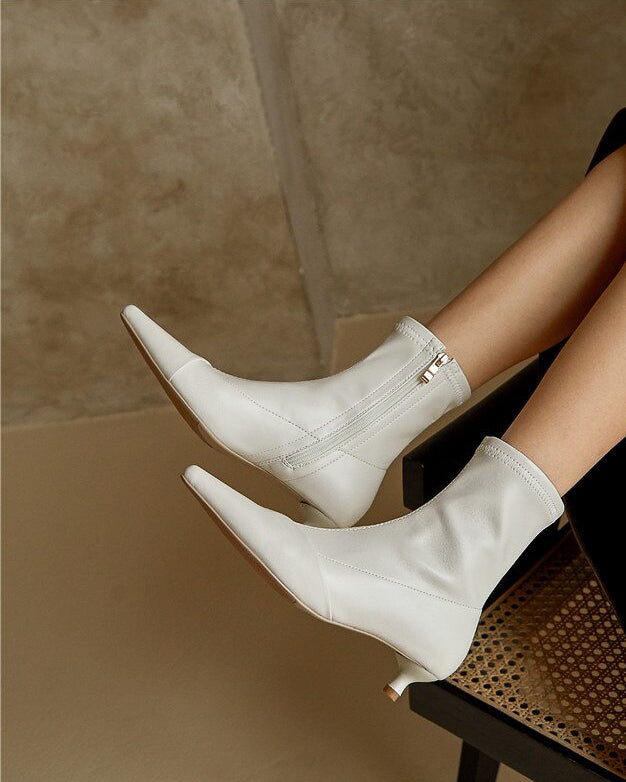 Paris Heeled Boots