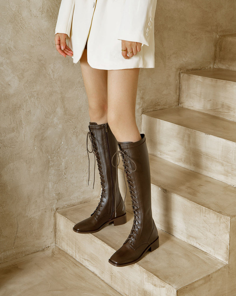 Angelica Knee High Boots