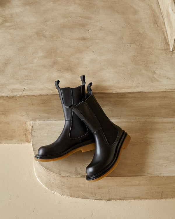 Valentina Chelsea Boots