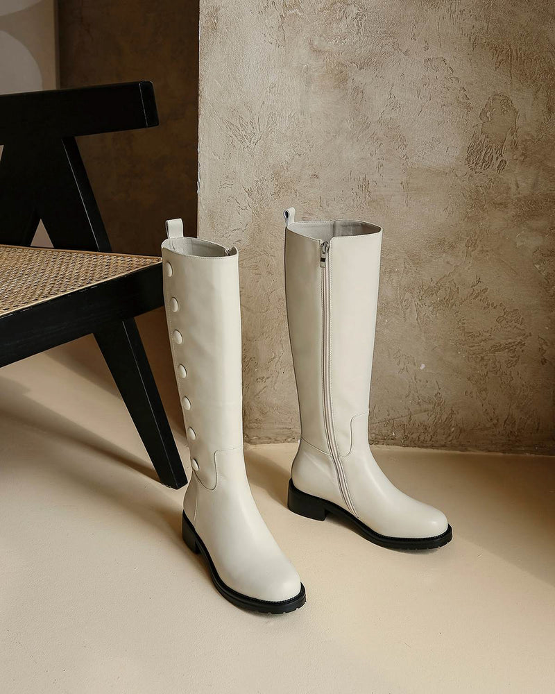 June Knee-High Boots