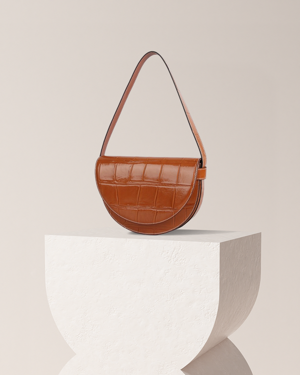Tyra Mini Leather Shoulder Bag