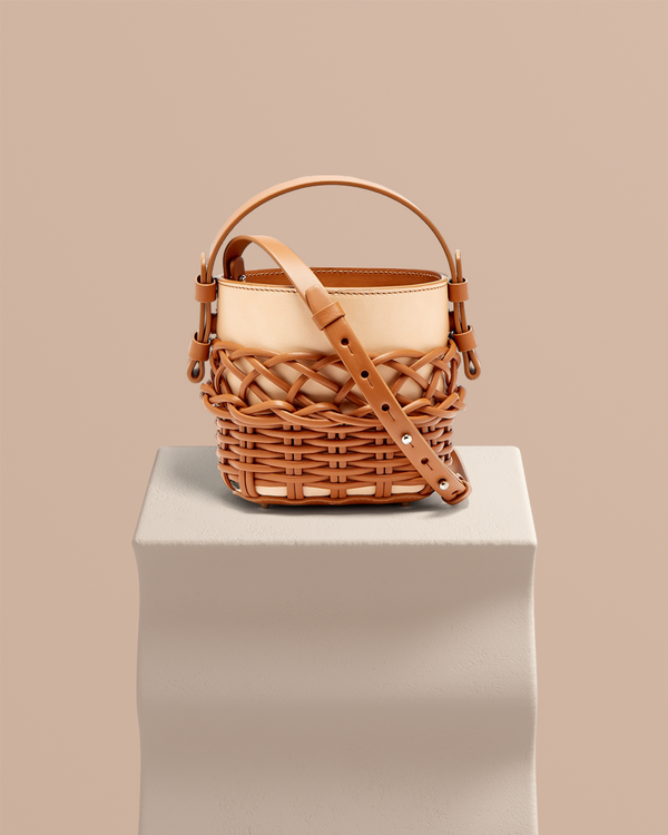 Rae Basket Bag