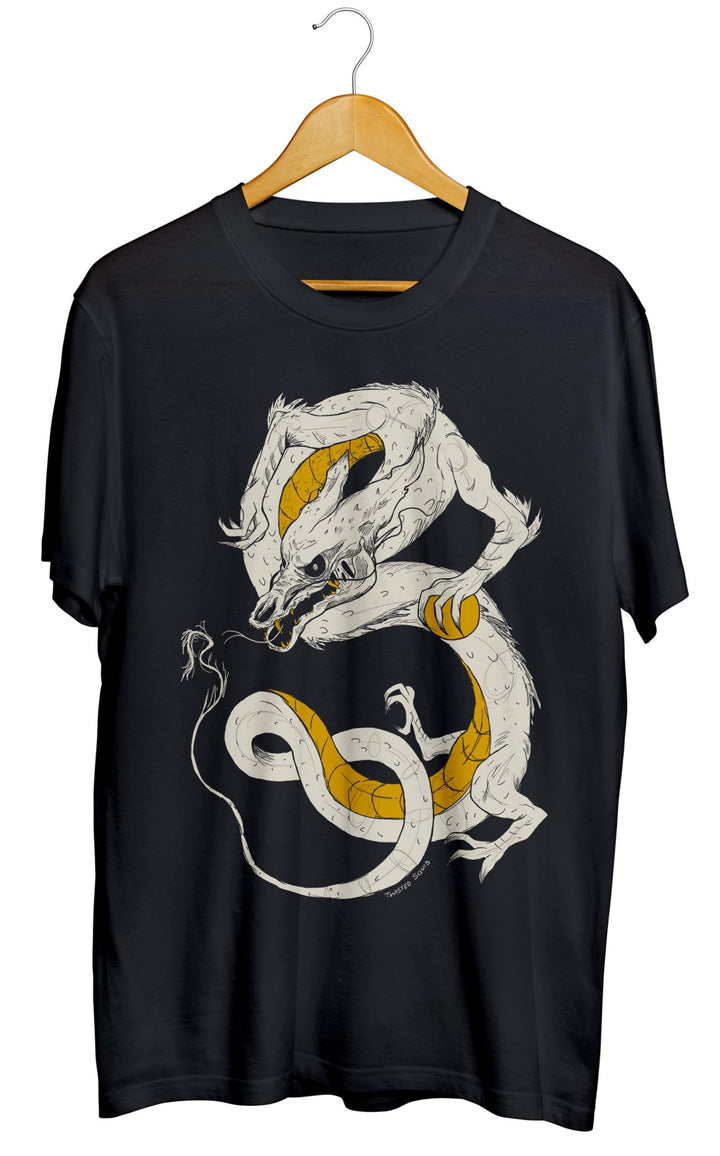 Golden Kin Dragon T-Shirt