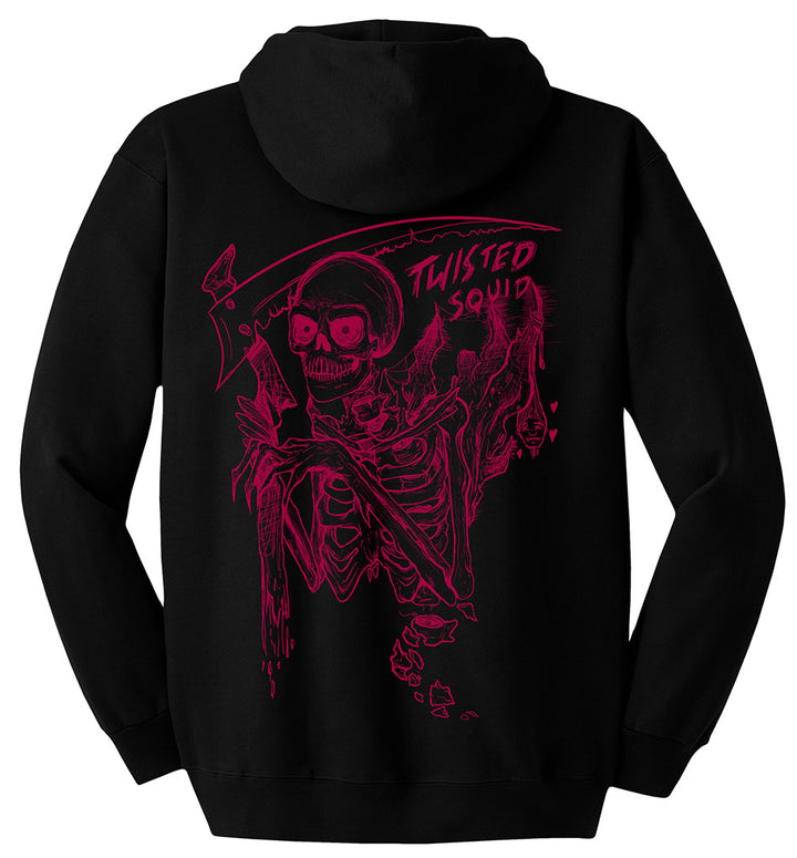 Hot Pink Collector Hoodie