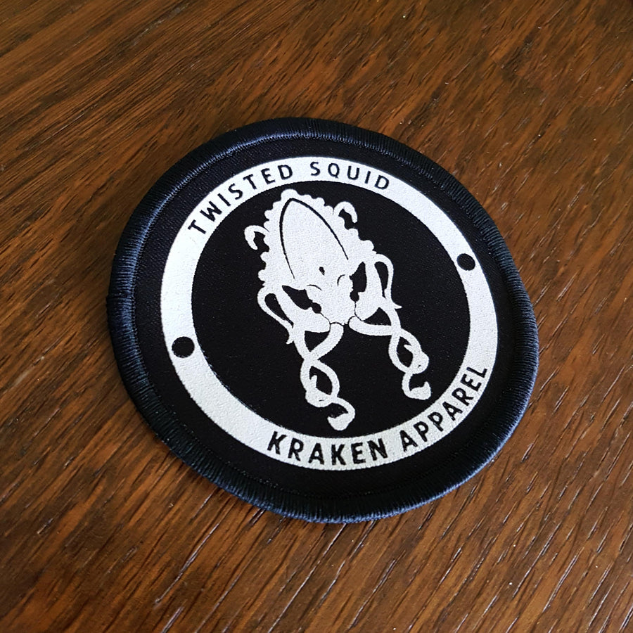 Kraken Apparel Patch