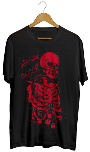 Who Killed The World? T-Shirt