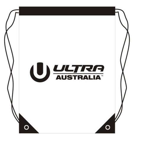 ULTRA AUSTRALIA 2020 - CLEAR BAG