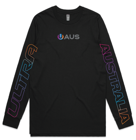 Ultra Australia 2020 - Black Long Sleeve
