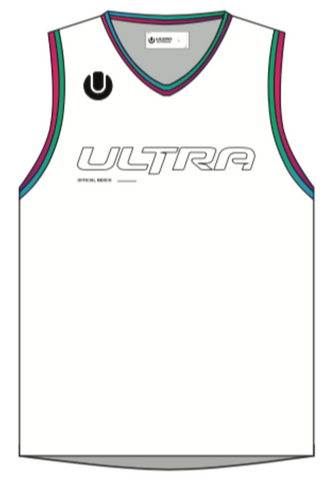 Ultra Australia 2020 - Basketball Jersey