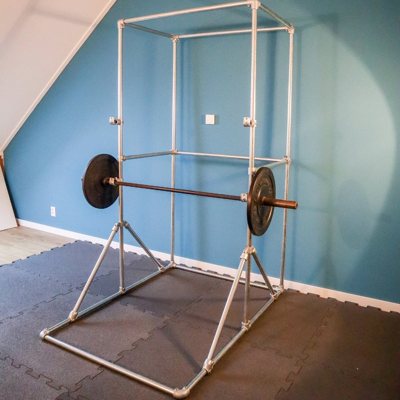 Bouwpakket Power Rack Vic