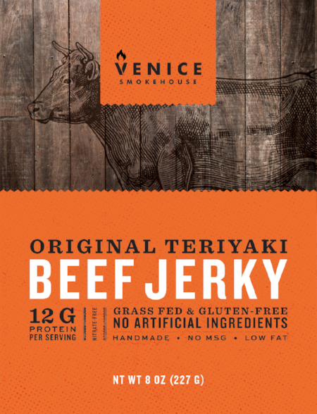 Original Teriyaki Jerky Case (24)