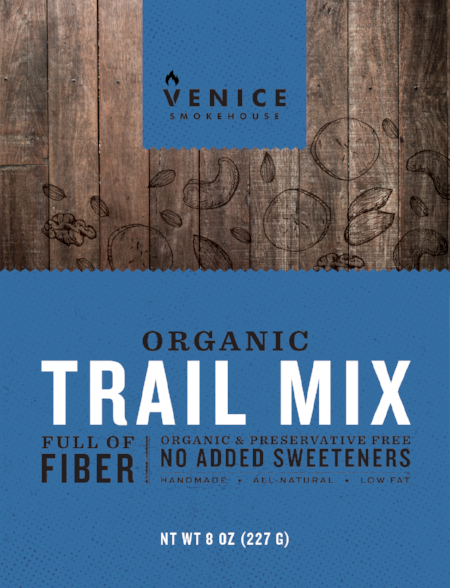 Organic Trail Mix Case (24)