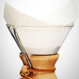 Chemex design vintage slow coffee extraction douce