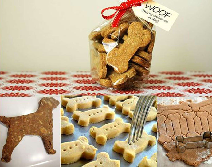 Homemade Dog Biscuits (& 3 Recipes)