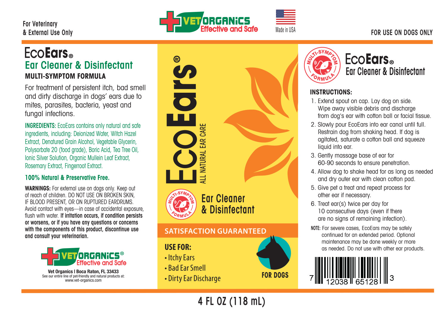 EcoEarsDog4oz_label