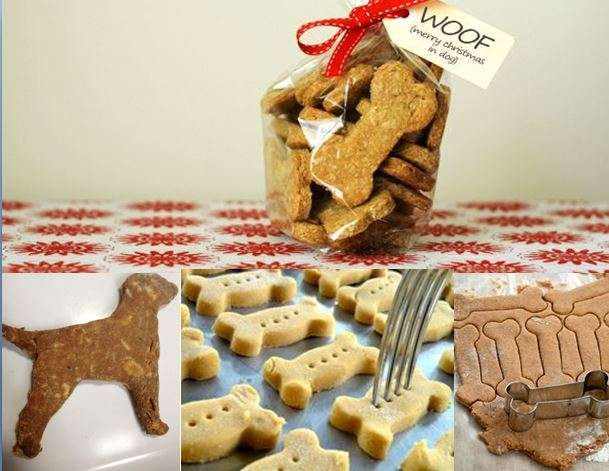 Home-Made Doggy Biscuits are Exploding on Pinterest
