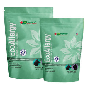EcoAllergy™  Anti-Allergy Supplement for Dogs & Cats, 4-oz or 8-oz bag