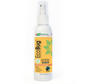 EcoBug® All-Natural Aromatic Spray for Dogs, 8-oz bottle