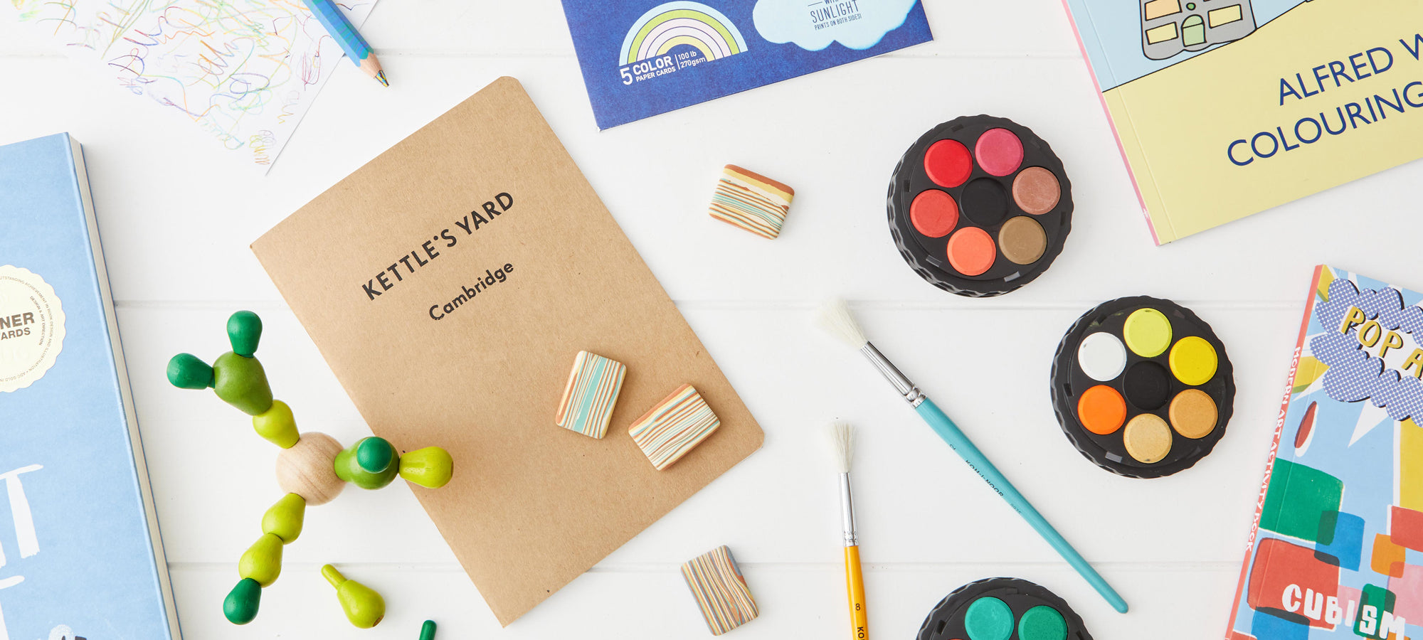 Creative gifts for creative kids