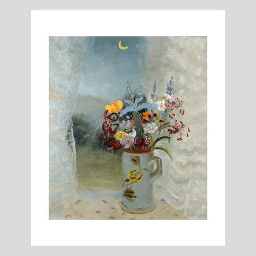 Art Angels Publishing Winifred Nicholson Flowers Greetings Card (WN1890) 1