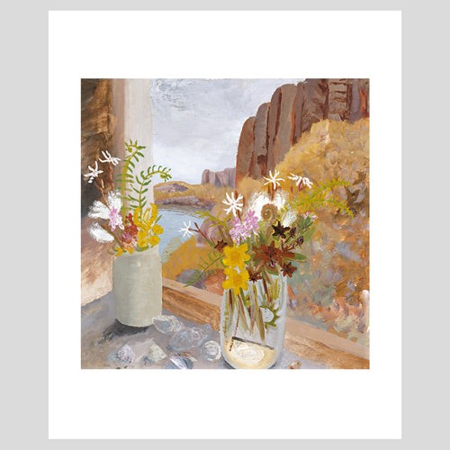 Art Angels Publishing Winifred Nicholson Kildonan Greetings Card (WN1685) 1