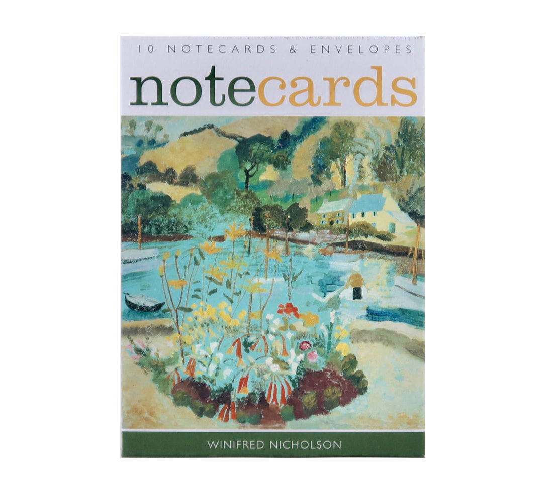 Art Angels Publishing Winifred Nicholson Summer & Cumberland Flowers Pack of 10 Notecards 2