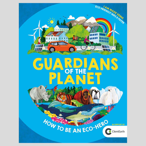 Bookspeed Guardians of the Planet: How to be an Eco Hero 1