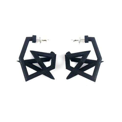 Elsie M - CONSIGNMENT Elsiem Vibe Pulse Earrings (VB11) 1