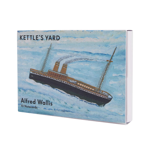 FME Alfred Wallis Pack of 10 A6 Notecards 1