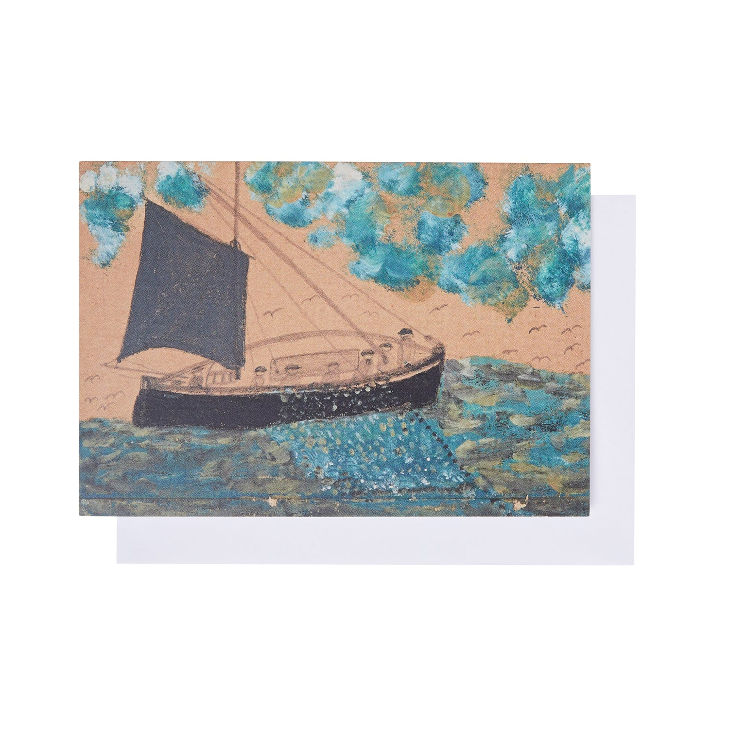 FME Alfred Wallis Pack of 10 A6 Notecards 2