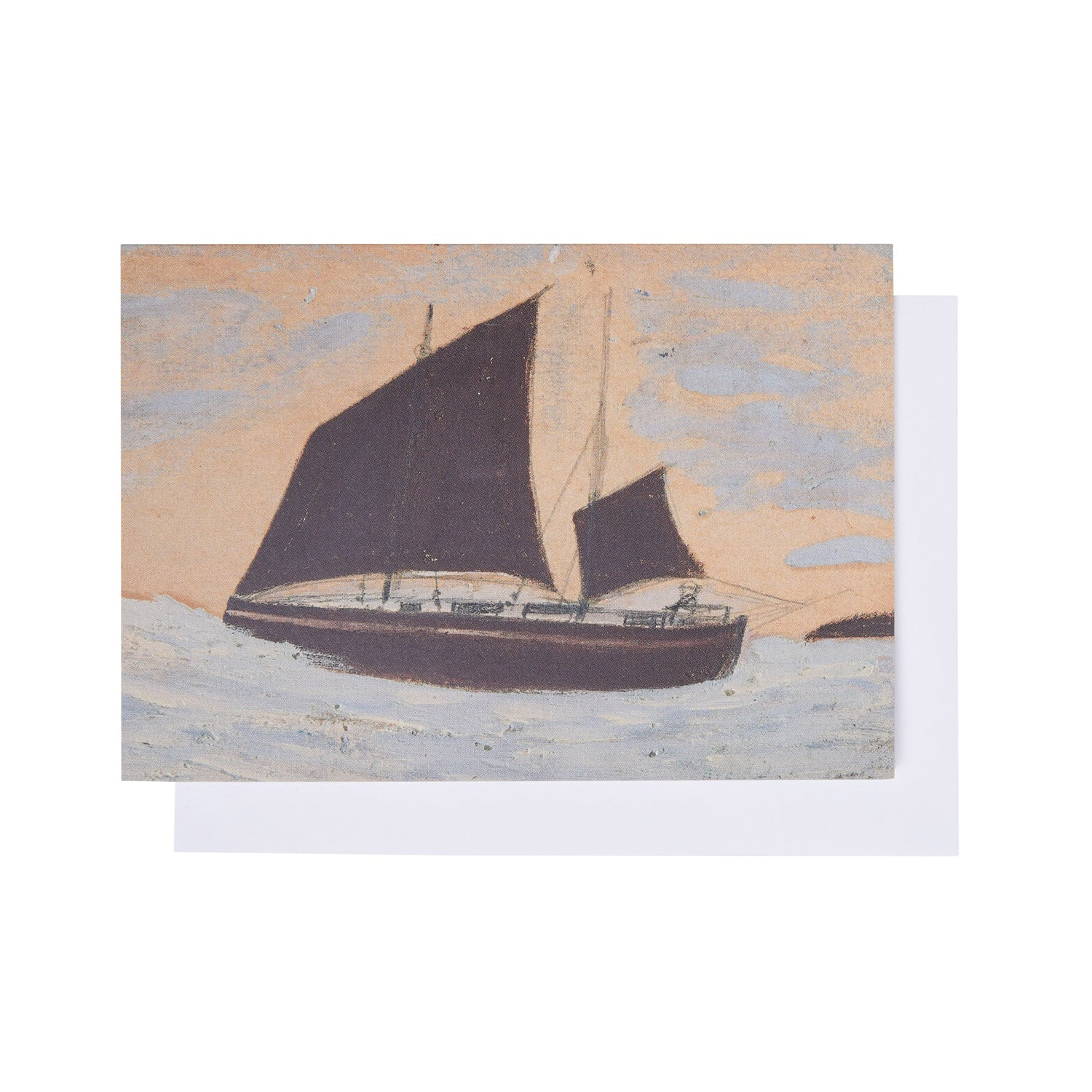 FME Alfred Wallis Pack of 10 A6 Notecards 4