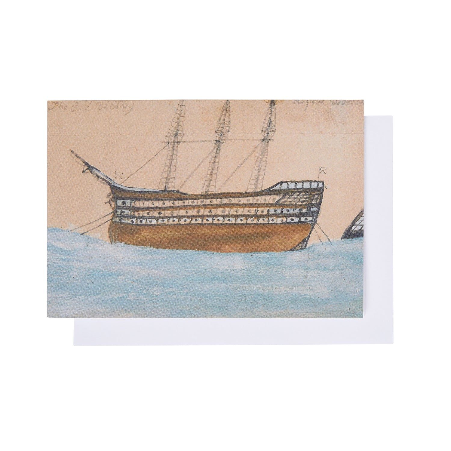 FME Alfred Wallis Pack of 10 A6 Notecards 5