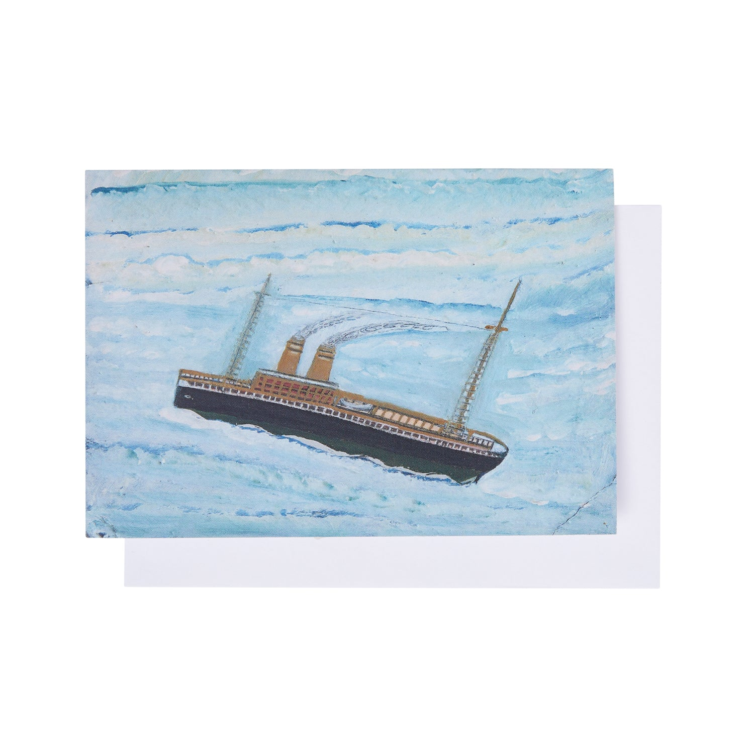 FME Alfred Wallis Pack of 10 A6 Notecards 6