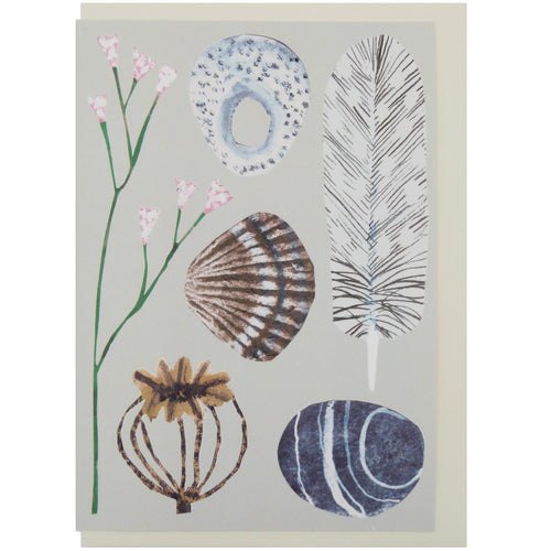Hadley Paper Goods Hadley x Kettle's Yard Finds Greetings Card 1