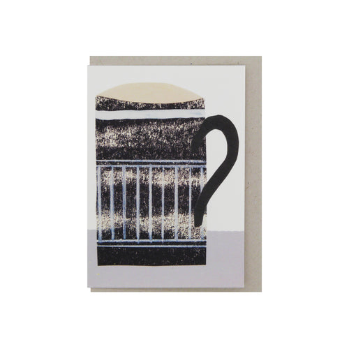 Hadley Paper Goods Hadley x Kettle's Yard Mugs Folding Greetings Card 1
