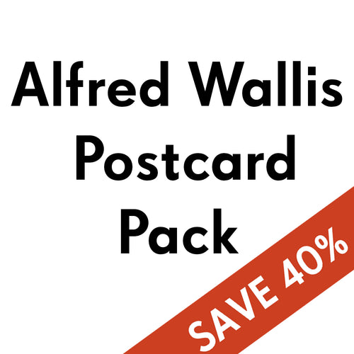 Kettles Yard Alfred Wallis Postcards Pack of 10 1